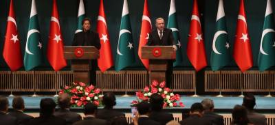 Pakistan may transfer nuclear weapons technology to strategic partner Turkey, claims Israeli media report