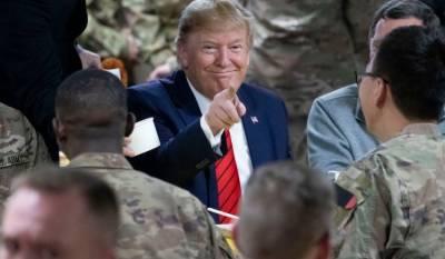Pakistan responds over US President Donald Trump secret visit to Afghanistan