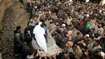 In worst act of state terrorism, Indian Military martyrs 7 Kashmiris in fake encounters