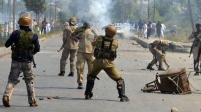 Indian Army sets new standards of brutality and barbarism in Occupied Kashmir
