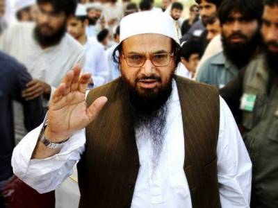 JuD Chief Hafiz Saad lands in big trouble