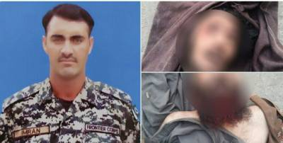 One Military soldier martyred while two others injured in an attack on checkpost near Afghanistan border
