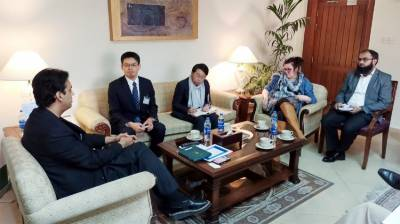 Japanese envoys make big offers to Pakistani youth in Japanese Companies
