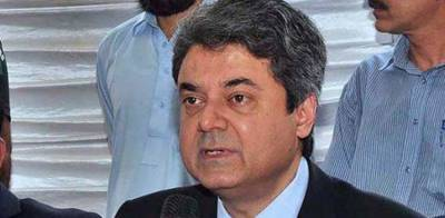 Law Minister Farogh Naseem lands in hot waters