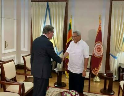 Pakistan FM Qureshi held important meeting with Sri Lankan President, makes an offer from Pakidtani President