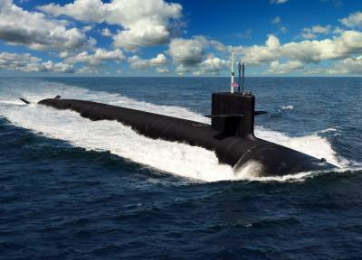 $22 billion contract awarded for nine state of the art submarines for the NAVY