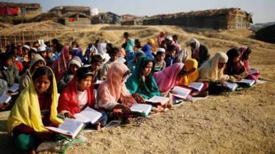 Bangladesh faces international snub over Rohingya Children treatment