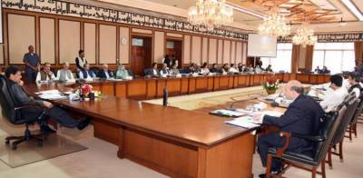 Federal cabinet approved 10 points agenda including issue of extension in Army Chief tenure