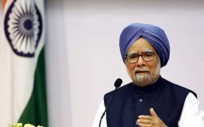 Former Indian PM Manmohan Singh exposes the Indian economy worst crisis under PM Modi