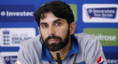 Pakistani head coach Misbah ul Huq breaks silence over the team performance in test series against Australia
