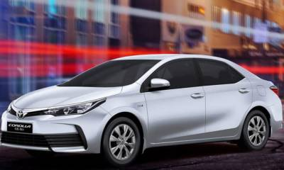 Toyota Indus Motors make big discount offer over Corolla XLI in Pakistan