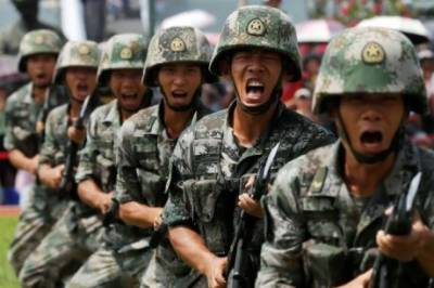 Chinese Military troops arrive in Pakistan for one of the longest ever defence and counter terrorism joint drills