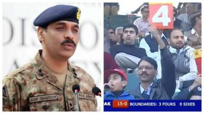DG ISPR lookalike or original, stunning revelations made by Maj General Asif Ghafoor