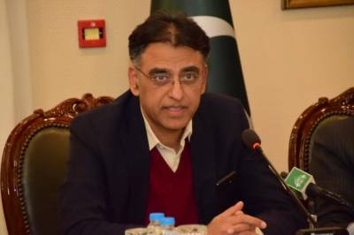 Federal Minister for Planning Asad Umar resigns from important post