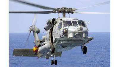 Indian Navy to acquire military helicopters worth bilions of dollars from US