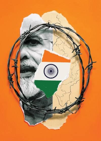 Leading American Magazine damning article against India PM Narendra Modi