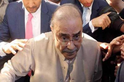 New developments reported over former President Asif Ali Zardari bail petition in IHC