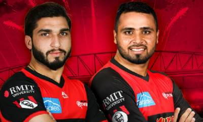 Two Pakistani cricketers sign for the Big Bash League