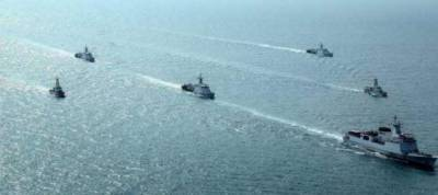 Barracuda - X: Pakistan Maritime Security Agency international level drills along with 11 countries