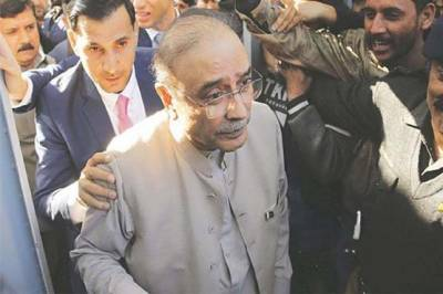 Former President Asif Zardari health condition deteriorated in jail, may undergo heart surgery