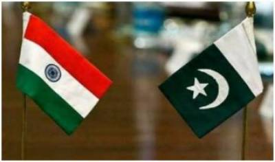 India and Pakistani delegations met at the international borders