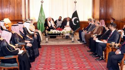 Pakistan seek big diplomatic victory from Saudi Arabia against India over Occupied Kashmir