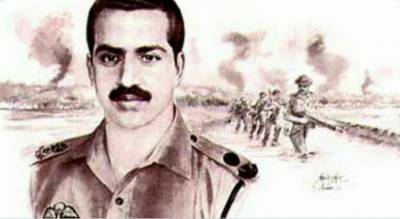 Major Shabbir Shareef martyrdom anniversary, he killed and arrested over 71 Indian soldiers in 1971 battle