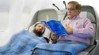 Pakistan International Airlines launch a unique initiative for passengers onboard flights