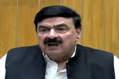 Federal Minister Sheikh Rashid Ahmad makes another prediction over Army Chief extension case in parliament