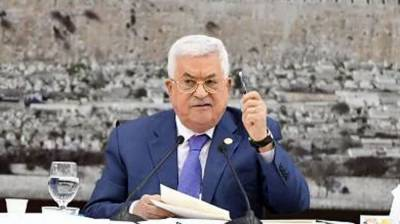 Palestinian President gives a stern warning to United States over 'Deal of the Century'