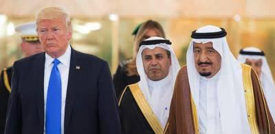 Saudi Arabia's King Salman telephoned US President Donald Trump over US Naval Base shooting by Saudi soldier