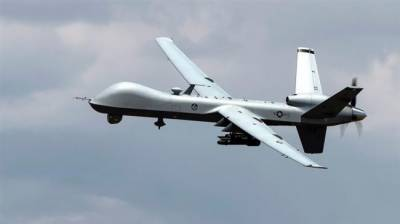 Air Defence System shoots down military drone