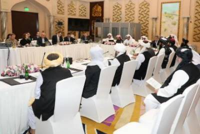 Inside details of the Afghan Taliban and US peace talks in Qatar