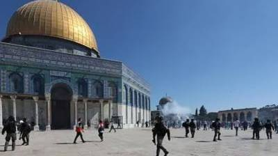 Palestinian Resistance Movement Hamas warned Israel about Al Asqa Mosque violations