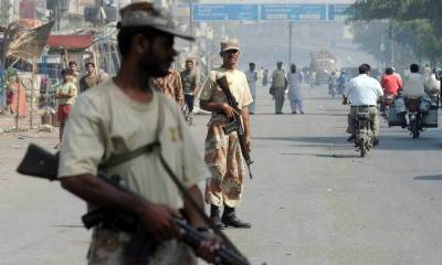 Sindh Rangers official handed death sentence