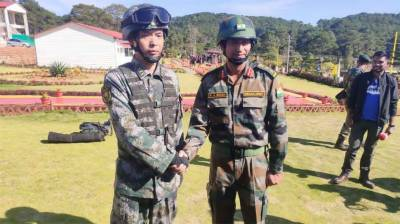 Chinese Military troops arrive in India for joint counter terrorism drills