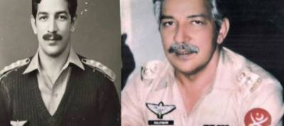 1971 war hero Colonel (R) Mohammad Suleman passed away