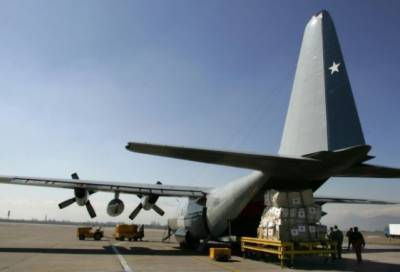 Air Force C - 130 Military transport plane crashed killing all 38 people onborad