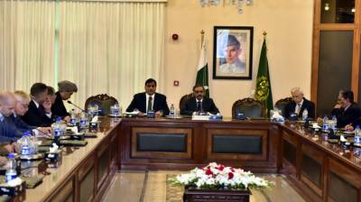 Pakistan Foreign Secretary held important meeting with the top diplomatic Corps based in Islamabad