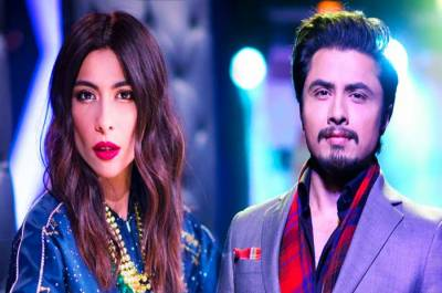 Singer Meesha Shafi launched another move against Ali Zafar
