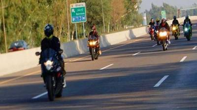 For the first time, Heavy MOTORBIKES to Run on Pakistani motorways across the country
