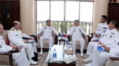 Iranian Navy Commander seek joint efforts for maritime security and stability in the region