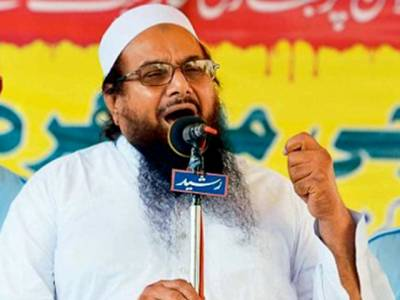 JuD Chief Hafiz Saeed lands in hot waters