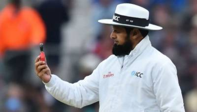 Pakistan's Aleem Dar is all set to make history in the World of Cricket