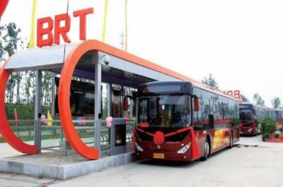 KP government flagship BRT Peshawar project faces yet another setback