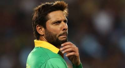 Pakistan's boom boom Shahid Khan Afridi sets the most embarrassing world record in the cricket history