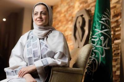 Saudi Arabia's Rania Nashar makes history in Forbes 100 most powerful women in the World