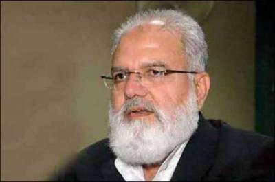 Prominent religio political leader Liaqat Baloch survived assassination bid?