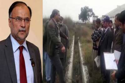 Former Interior Minister Ahsan Iqbal lands in hot waters