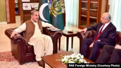 Inside details of the negotiations between US top envoy and Pakistan FM Qureshi